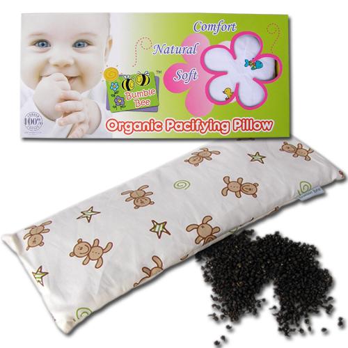 Organic Pacifying Pillow Bumble Bee 2019